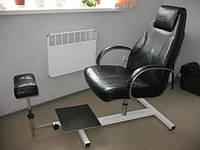 Кресло педикюрное — черное