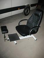 Кресло педикюрное 002 — черное