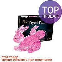 3D Пазл Кролик / детские игры