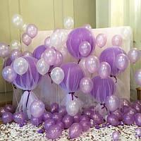 Фотозоны з повітряних кульок