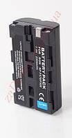 Аккумулятор Sony NP-F550/f570 для LED 5005, 5010; Cn 126, 160; LED-144AS; YN-160 (NP-F550/f570)