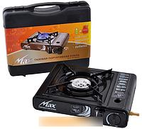 Газовая Портативная Плита MS-2500LPG (Корея, черная) SO
