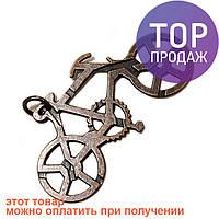 Головоломка Велосипед / семейные игры
