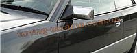 Накладки на зеркала Carmos на Mercedes E W124 1984-1995