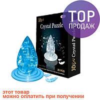3D пазл Crystal Puzzle - Капля / детские игры