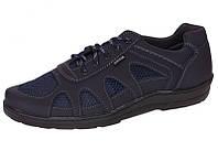 Летние кроссовки мужские синие
