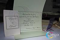 Приглашения на свадьбу индивидуальная разработка