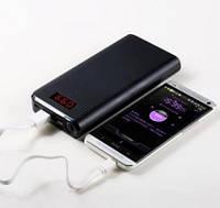 PowerBank  Ling Long LCD PPL-14 Power Box 30000mAh black, фото 1