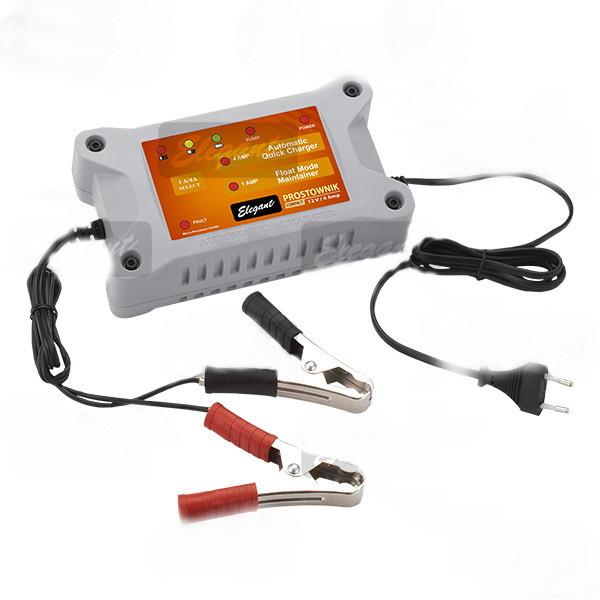 Импульсное зарядное устройство Elegant Compact 100410, 12 В, 4А