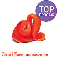 Умный пластилин, Handgum оранжевый - 80г./ умный пластилин