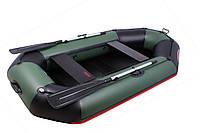 Двухместная надувная ПВХ лодка Vulkan V280 LSP(ps)
