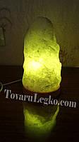 Соляная лампа - Скала (3,5 кг)