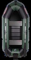 Двухместная надувная ПВХ лодка Vulkan V280 LST(ps)