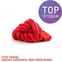 Умный пластилин Красный, Хэндгам (Silly Putty) 80г увлекательная игрушка для детей и взрослых