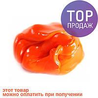 Оранжевый Handgum, умный пластилин - 50г