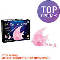 3D пазл Crystal Puzzle - Рыбка / детские игры