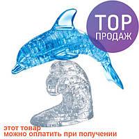 3D пазл Crystal Puzzle - Дельфин / детские игры