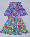 Юбки для девочек на лето рост 92 -98 см, ТМ Glo-story GQZ-8979, фото 3