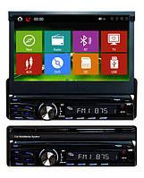 """Автомагнитола Terra GB-705 GPS, 1 din 7"""" экран"""