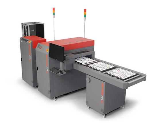 Принтер УФ Печати Compress iUV600LNE LED UV, фото 2