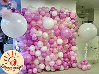 №6 Фотозона из воздушных шаров Днепр
