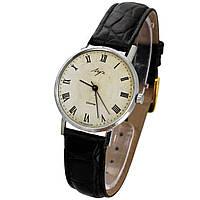 Тонкие механические часы Луч сделано в СССР 23 камня - 買い腕時計ソ, фото 1