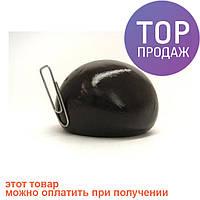 Черный Хендгам, умный пластилин, магнитный 50г-занимательная и полезная игрушка, жвачка для рук
