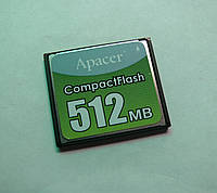 Compact Flash Apacer 512Mb