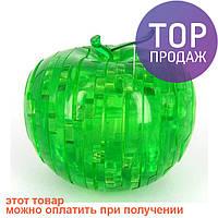 Подарок своими руками - 3D — пазл Яблоко/головоломка