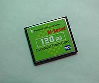 Карта памяти Compact Flash PQI 128Mb