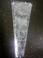 Конусный пакет для цветов 6х20х50