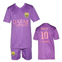 Футбольная спортивная форма для детей 6-10 лет MC1-6