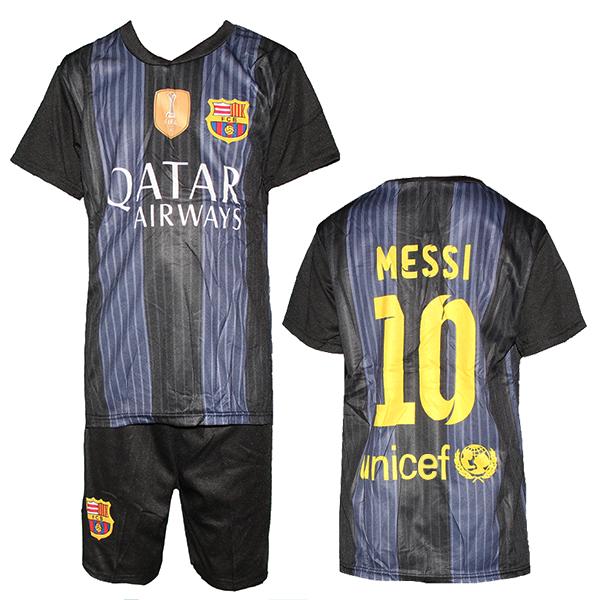 Футбольная форма для ребенка Месси  MC1-7