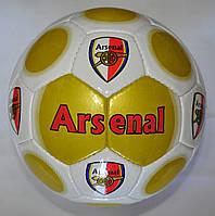 М'яч футбольнийArsenal ARS-3DXN