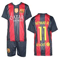 Детская футбольная форма недорого клуб Барселона MC18