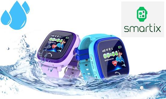 Детские умные часы smart baby watch Smartix LBS DF25 (Q100 aqua ... 635b343b4d92f