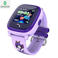 Детские умные часы smart baby watch GPS DF25 (Q100 aqua) Гарантия