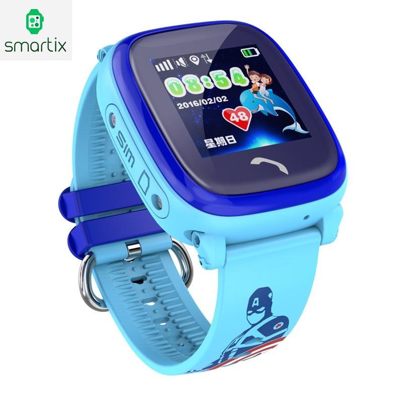 ... фото · Детские умные часы smart baby watch Smartix LBS DF25 (Q100 aqua)  Гарантия c981dca9a2029