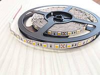 Светодиодная лента LED 5050 60 12V IP33 тёплая, фото 1