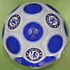 М'яч футбольний Chelsi CHEL-3DXN, фото 2