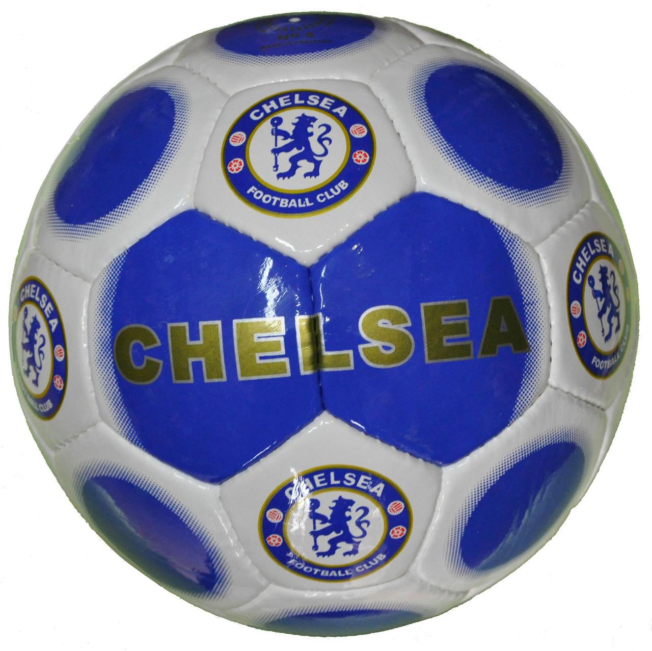 М'яч футбольний Chelsi CHEL-3DXN