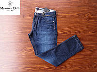 Шикарные мужские джинсы испанского бренда Massimo Dutti (W 40/L 34)