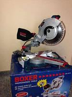 Торцовочная пила с протяжкой BOXER BX-2079 255 диск (Польща)