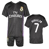 Детская футбольная форма Реал в интернет-магазине RC17