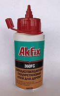 Полиуретановый клей для дерева быстро схватывающийся Akfix 360FC D4 150гр