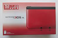 Nintendo 3DS XL Red Black (Американская версия)