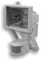 Прожектор. e.halogen.move.150.white150Вт белый прожектор с датчиком движения