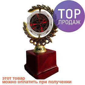 """Кубок deluxe """"Поздравля"""" / Интерьерные аксессуары - статуэтки"""