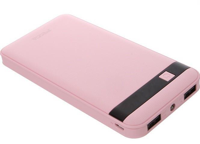 PowerBank Proda MG Series PPP-9 Power Box 12000mAh Pink