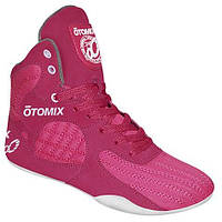 ЖЕНСКИЕ КРОССОВКИ OTOMIX STINGRAY BODYBUILDING BOXING SHOES F3000 PINK